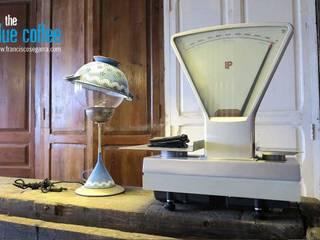The Bluee Coffee. Proyecto restaurante realizado por Francisco Segarra. Gastronomía de estilo ecléctico de Francisco Segarra Ecléctico