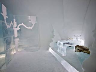 Suite de Luxe Hôtels originaux par ateliers kumQuat Éclectique