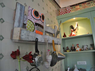 Nos objets en bois de palette par LittleJohn Home Industriel