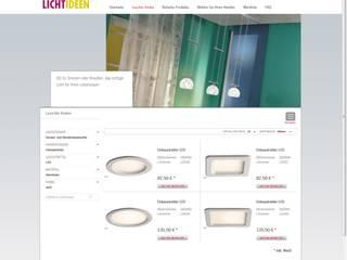Serviceportal www.lichtseiten.de und Lichtideen-App: von DEHA Elektrogroßhandelsgesellschaft mbH & Co KG Klassisch