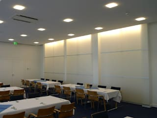 Landtag des Saarlandes Moderne Bürogebäude von Bolz Licht und Wohnen 1946 Modern