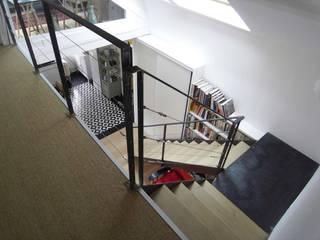 Rénovation d'un appartement à Meudon(91) par Latitude 48°