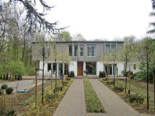 skt umbaukultur Architekten BDA Rumah Modern