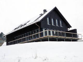 Case moderne di skt umbaukultur Architekten BDA Moderno