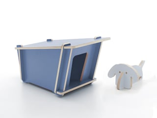 Doghouse di Design Mood Moderno