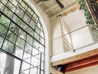 la casa serra orlandini design sas Finestre & Porte in stile industriale