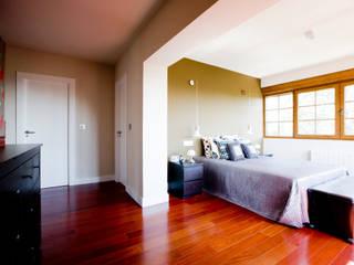 SOTO DE VIÑUELAS - ARALAR Dormitorios de estilo escandinavo de IPUNTO INTERIORISMO Escandinavo