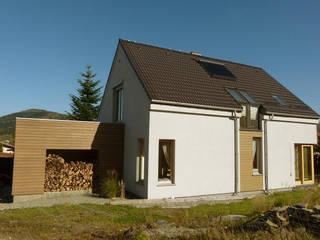 Dom jednorodzinny w Beskidach Nowoczesne domy od DO DIZAJN Dorota Szczygłowska Nowoczesny