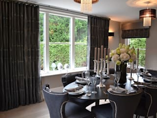 Dining room by International Soft Furnishers