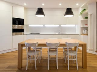 Industrial style kitchen by Archifacturing Industrial