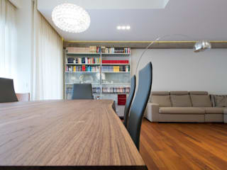 Archifacturing Modern dining room