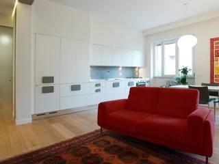 Archifacturing Modern style kitchen