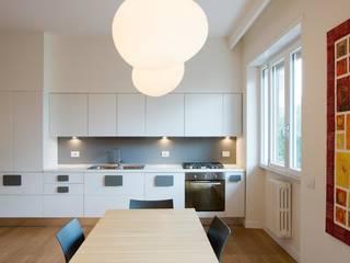 Appartamento a San Paolo - Roma Archifacturing Cucina moderna