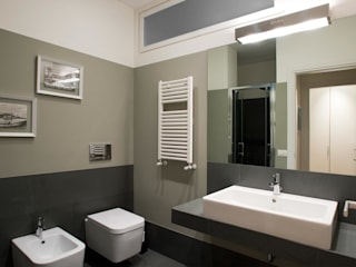 Archifacturing Modern style bathrooms