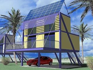 Modulhaus:   von  AID Architektur-und Industriedesign