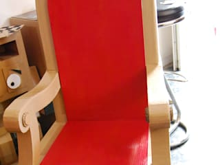 fauteuil voltaire 100 °/. carton :  de style  par Original Karton