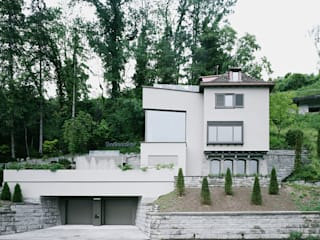 Haus am See Moderne Häuser von Lando Rossmaier Architekten AG Modern