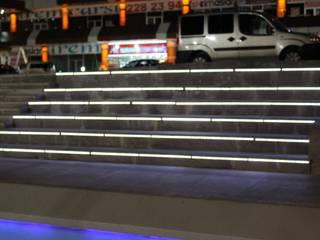 KELEBEK SU PARKI Akdeniz Bahçe BAYTAŞ LIGHTING PROJECT CONTRACT MANUFACTURING INDUSTRY LTD. INC.CO. Akdeniz
