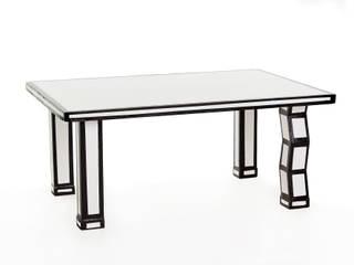 Table basse design en carton :  de style  par Elle et les cartons