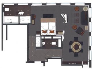 Best Western Premier Hotel Beaulac, Neuchâtel/Schweiz Moderne Hotels von Planungsbüro Niehaus Modern
