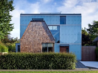 Cavendish Scandinavian style houses by Mole Architects Scandinavian