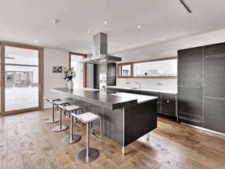 modern Kitchen by Grossmann Architekten