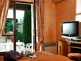 by HOTEL / RESIDENCE LE MAS DES OLIVIERS