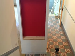 3B Architecture Modern corridor, hallway & stairs