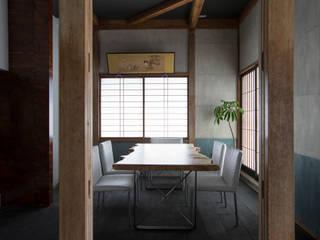 実家リノベ 築37年の空き家を事務所兼ショールームに オリジナルな商業空間 の SWAY DESIGN オリジナル