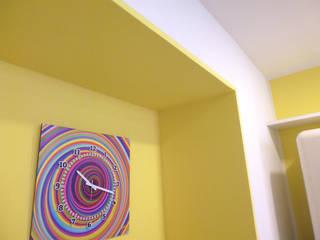 Salon moderne par Studio GIOLA | Casorezzo MI Moderne