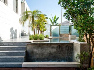 Jardin classique par David Jiménez. Arquitectura y paisaje Classique