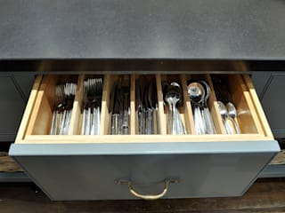 Property Renovation Hartley Quinn WIlson Limited KitchenCutlery, crockery & glassware