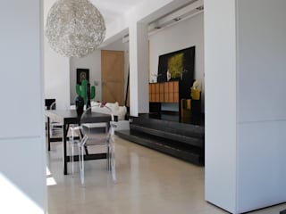 CASA FR Sala da pranzo moderna di Rizzotti Design Moderno