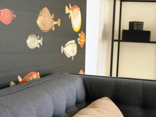 Apartment W1 Holzer & Friedrich GbR WohnzimmerAccessoires und Dekoration