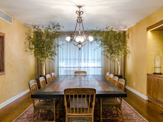 Salas de jantar  por Christiana Marques Fotografia