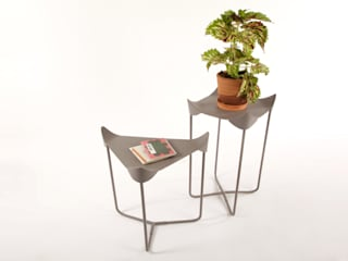 Natural Urbano Living roomSide tables & trays