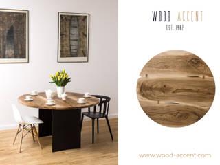 Esszimmer von WOOD ACCENT, Skandinavisch