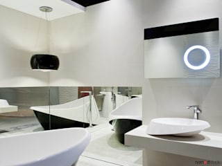 Modern Bathroom by nomad studio Modern