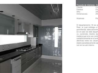 LEAP Laboratorio en Arquitectura Progresiva Kitchen