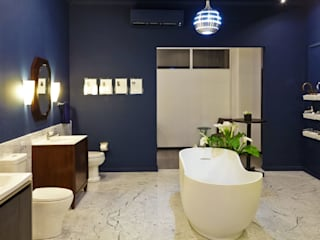 SHOWROOM KOHLER EN GAMA ELITE:  de estilo  por Gama Elite