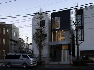 light-form モダンな 家 の 岡村泰之建築設計事務所 モダン