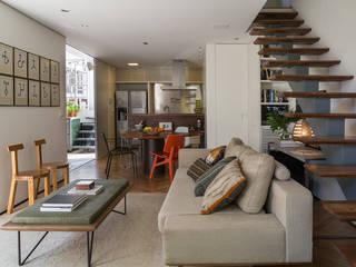SALA2 arquitetura e design Salas de estilo tropical