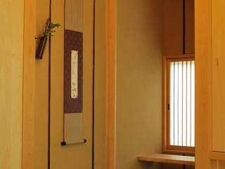 西川真悟建築設計 Salas de entretenimiento de estilo moderno