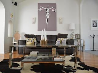 Living room by Erika Winters® Design