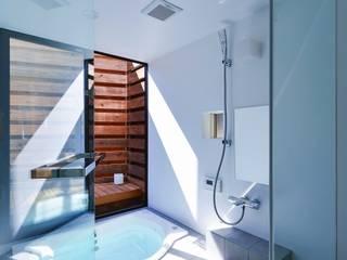 浴室 モダンスタイルの お風呂 の 祐建築設計事務所 モダン