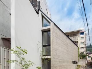 外観1: fujihara architectsが手掛けた家です。