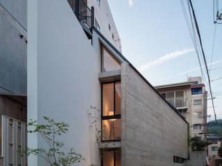 夕景: fujihara architectsが手掛けた家です。