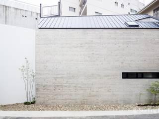 外観2: fujihara architectsが手掛けた家です。
