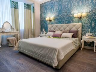 квартира в центре города: Спальни в . Автор – Center of interior design