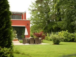 Дома в . Автор – Hans Ritschard Architekten AG, Модерн